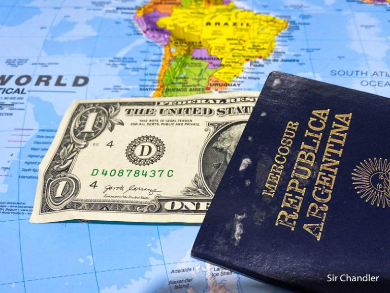 Hay ajustes por cancelaciones de gastos en el exterior durante 2020 en la tarjeta de crédito