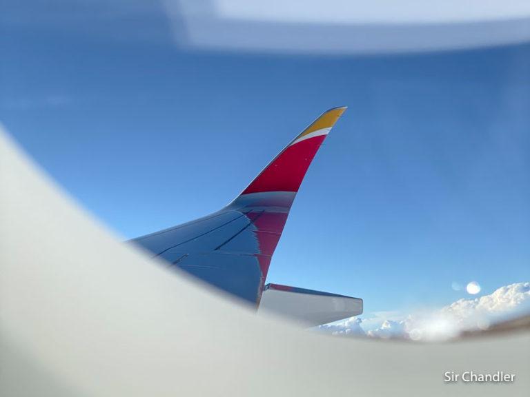 Los vuelos especiales de Iberia de octubre