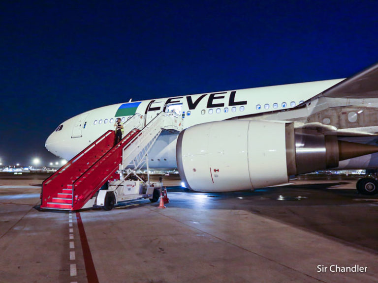 Level: los seis vuelos especiales aprobados a Barcelona en octubre