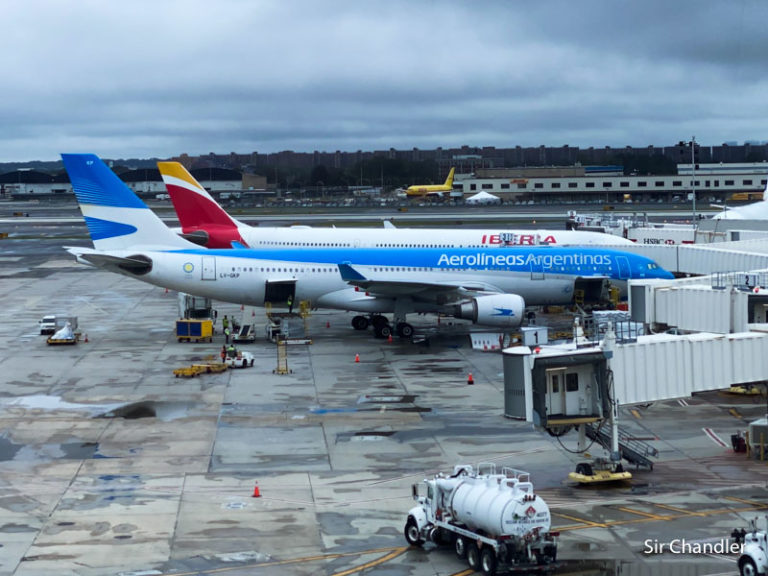 Vuelo especial de Aerolíneas Argentinas a New York