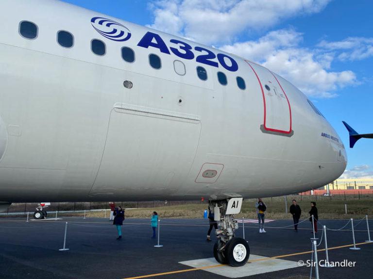 Charlando con Airbus sobre la crisis en la aviación
