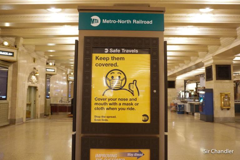 New York suspendería la cuarentena a los viajeros con doble test negativo