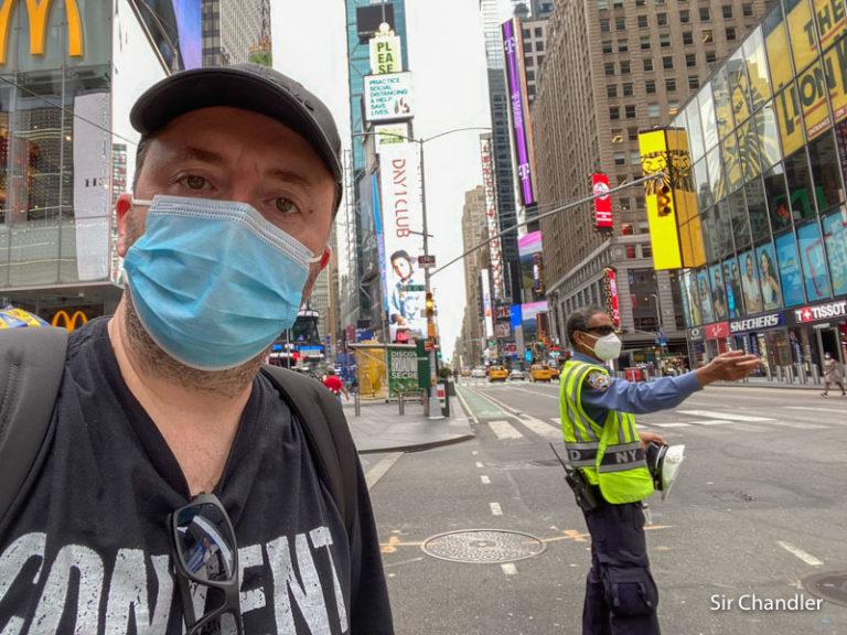 Los 24 videos del viaje a New York y Miami en septiembre 2020