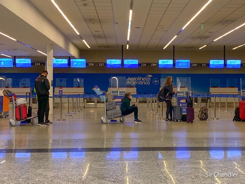 Los protocolos de vuelos de Aerolíneas Argentinas que arrancan hoy