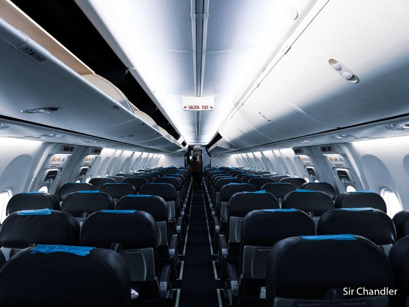 ¿Viajan infectados de COVID19 en los aviones?
