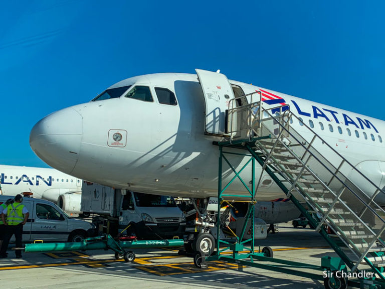 LATAM sumó cuatro vuelos especiales extras