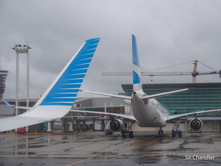 Consejos para lograr una respuesta en el whatsapp de Aerolíneas Argentinas