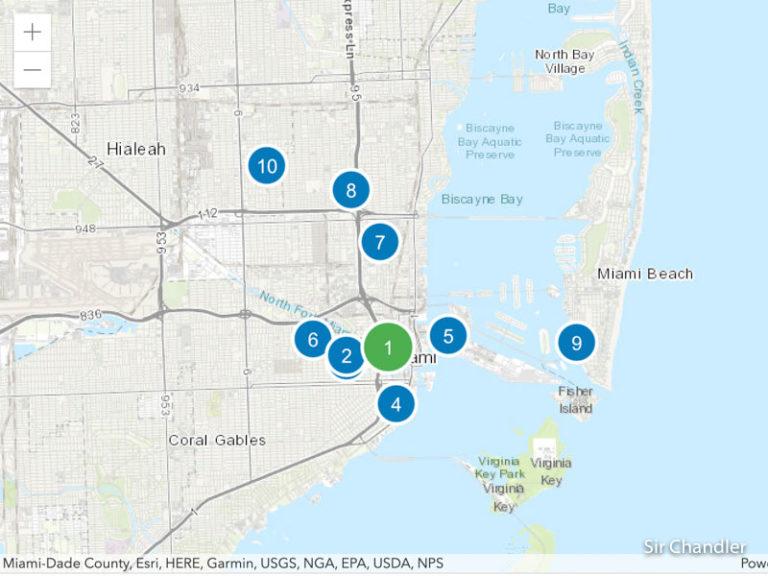 Lugares para hacerse test de covid en Miami