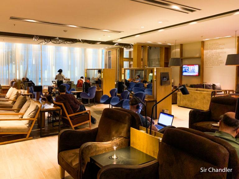 Salón vip de Star Alliance en Ezeiza: sigue siendo el único abierto y amplía el horario de operación