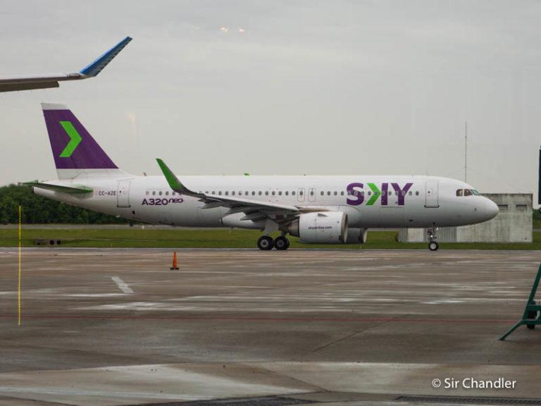 SKY busca volar desde Perú