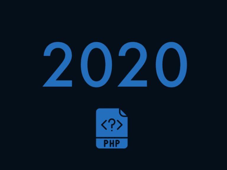 Balance 2020 III/III: el blog