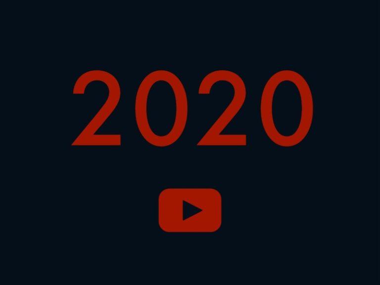Balance 2020 II/III: Youtube