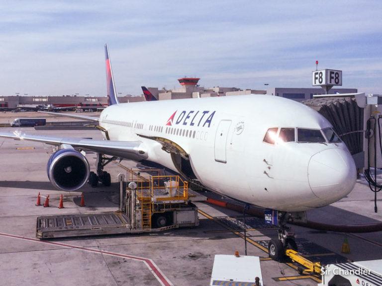 Delta arranca con los vuelos a Buenos Aires