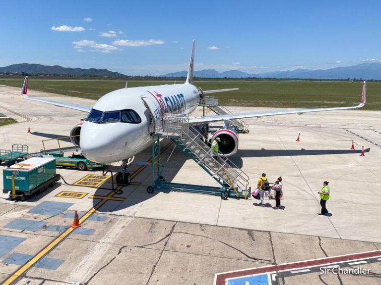 Crónica de vuelo con Jetsmart a Salta desde Ezeiza