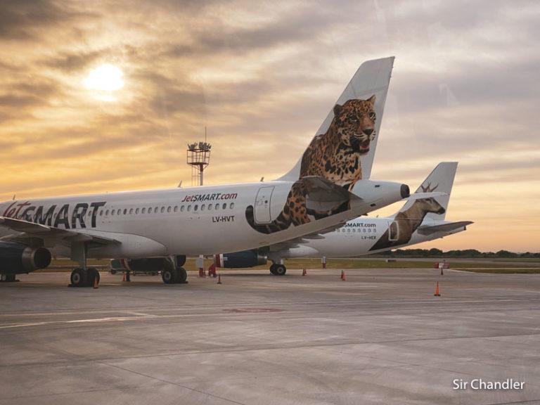 Los vuelos de Jetsmart en enero aumentaron destinos y frecuencias