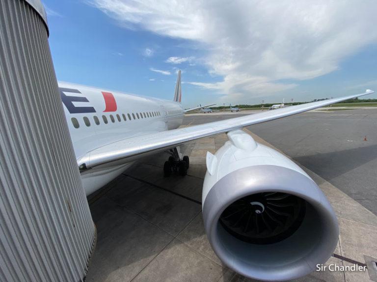 Vuelos de Air France y KLM para lo que queda de octubre