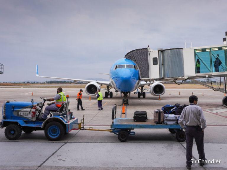 Aerolíneas Argentinas aumenta la cantidad de vuelos en enero