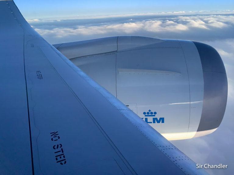 KLM: vuelve a los cinco vuelos semanales
