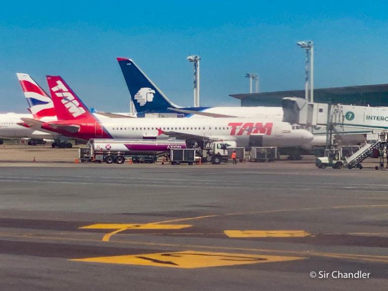Aeroméxico bajó a 5 vuelos por semana