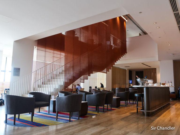 Latam anunció la reapertura gradual de sus salones VIP