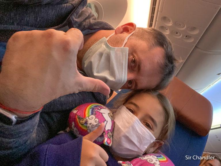 Consejos para viajar en avión en estos tiempos