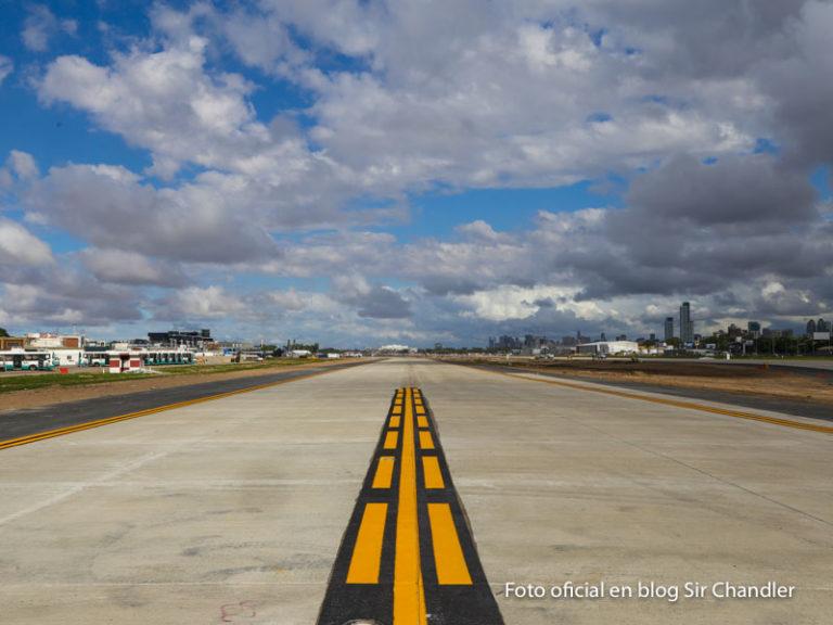 San Juan y Santiago de Chile serán los vuelos inaugurales desde Aeroparque el 16 de marzo