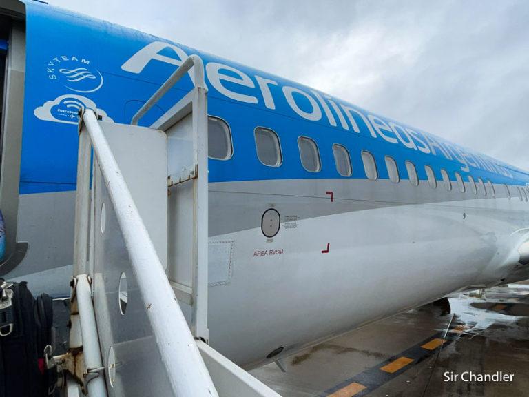 Aerolíneas Argentinas pone promo de 6 cuotas sin interés con todos los bancos en cabotaje