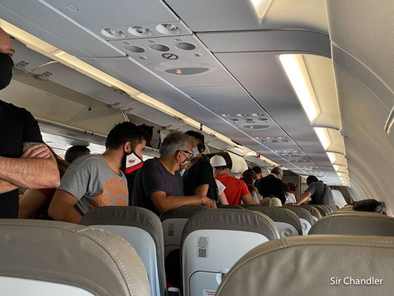 Las aerolíneas a la espera de la aprobación de las programaciones