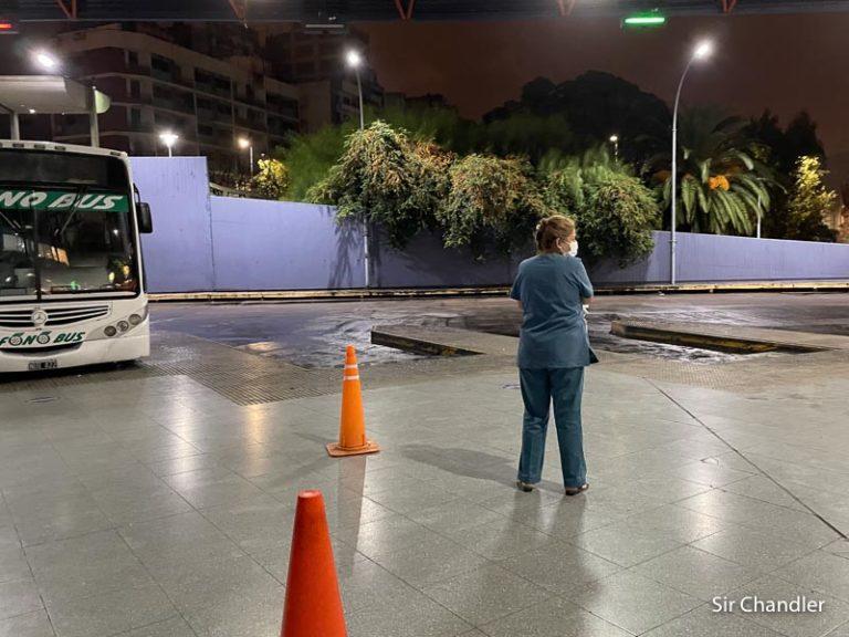 Un extraño episodio en Córdoba para estos tiempos