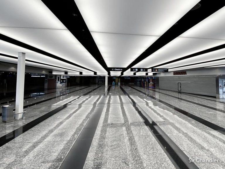 Ezeiza tendrá solo cuatro vuelos diarios a fines de abril