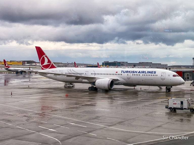 Turkish tendrá cinco vuelos con Estambul durante junio