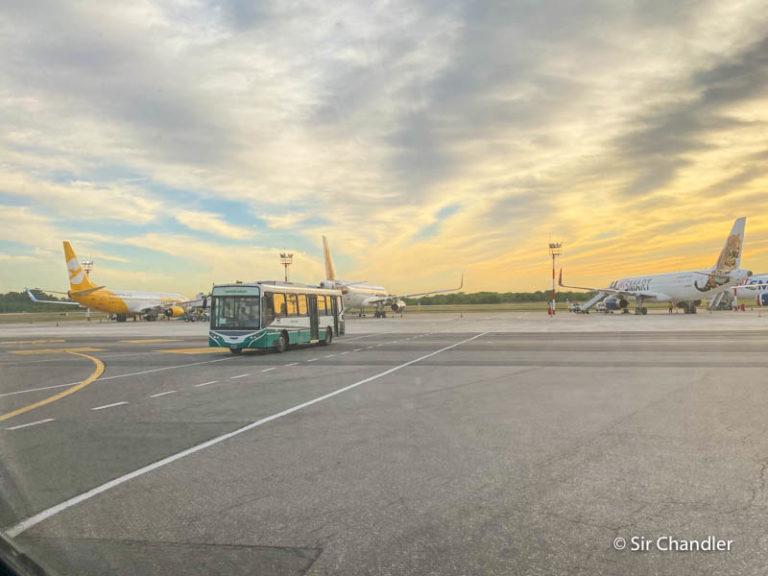 La programación de Jetsmart y Flybondi desde Aeroparque