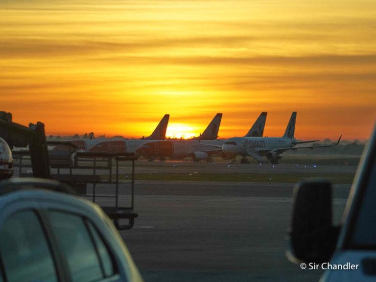 Norwegian devuelve sus aviones en el mundo, pero aun no hay data de los de Ezeiza
