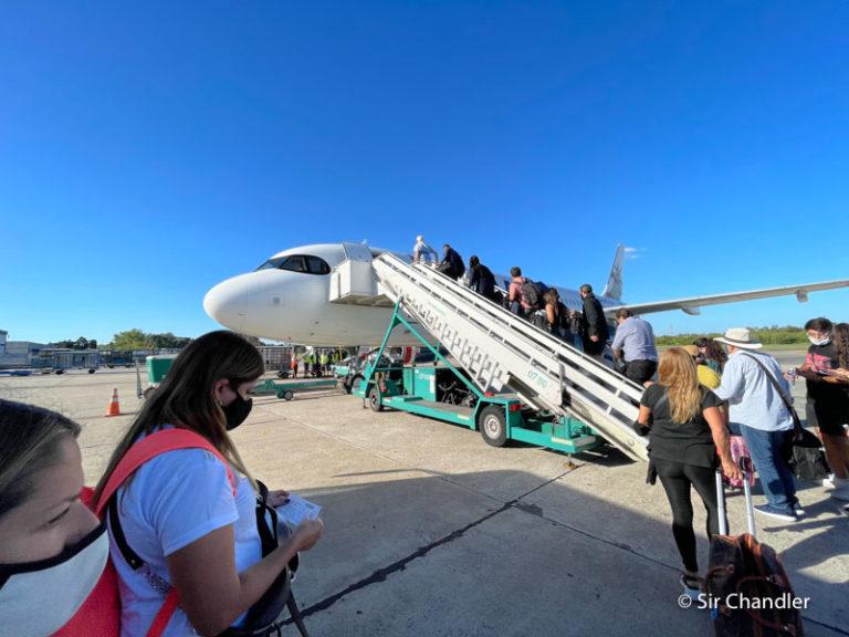 American Airlines informó la intención de comprar acciones de Jetsmart