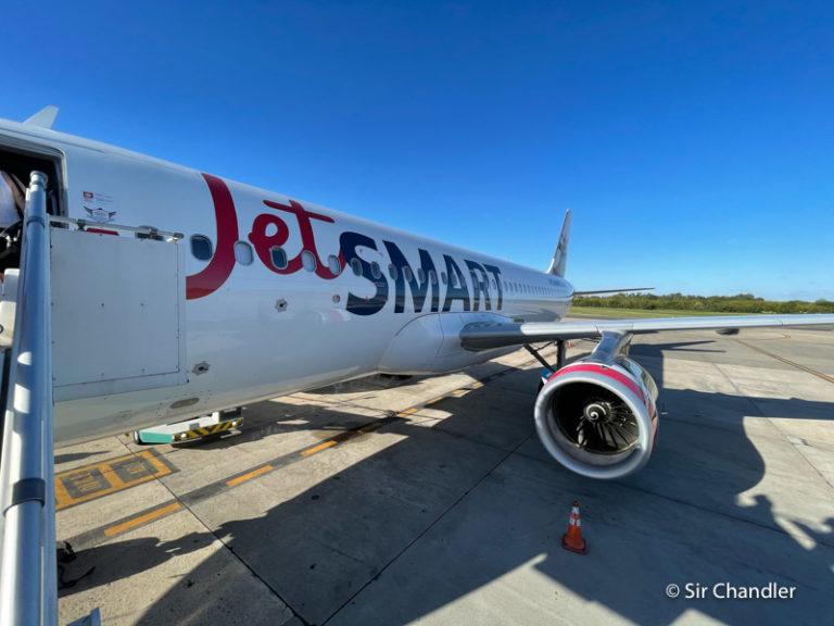 Crónica de vuelo a Mendoza con Jetsmart