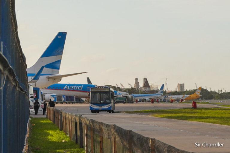 Septiembre tuvo más de 600.000 personas volando en cabotaje y es la mejor marca desde marzo 2020