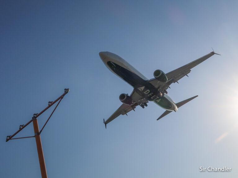 Delta tiene tres vuelos aprobados para la primera quincena de mayo