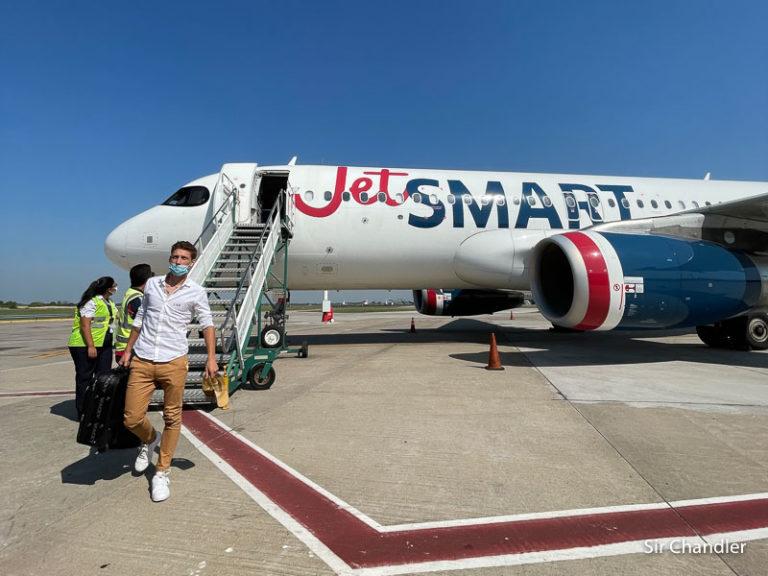 Jetsmart Argentina pasó el millón de pasajeros transportados y lanzó promoción