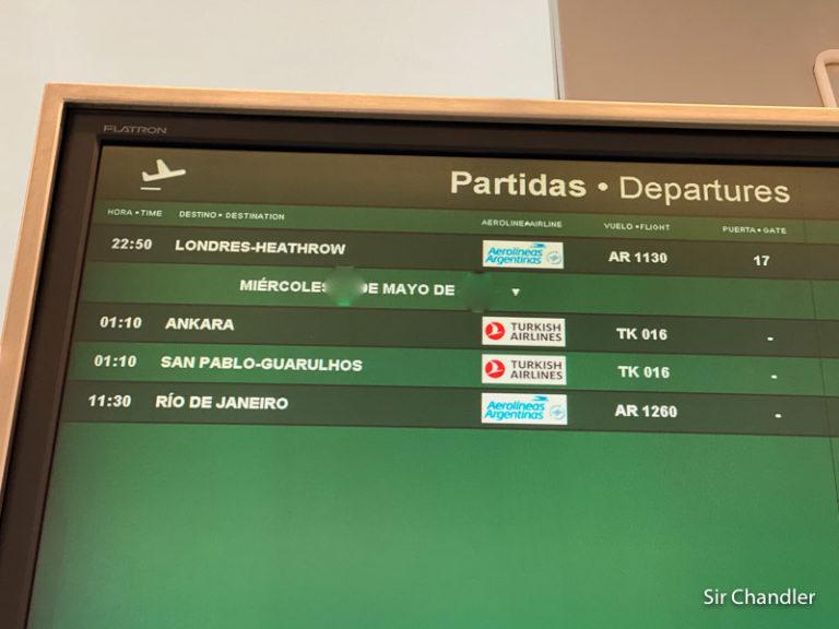 ¿Cómo saber el estado de un vuelo?