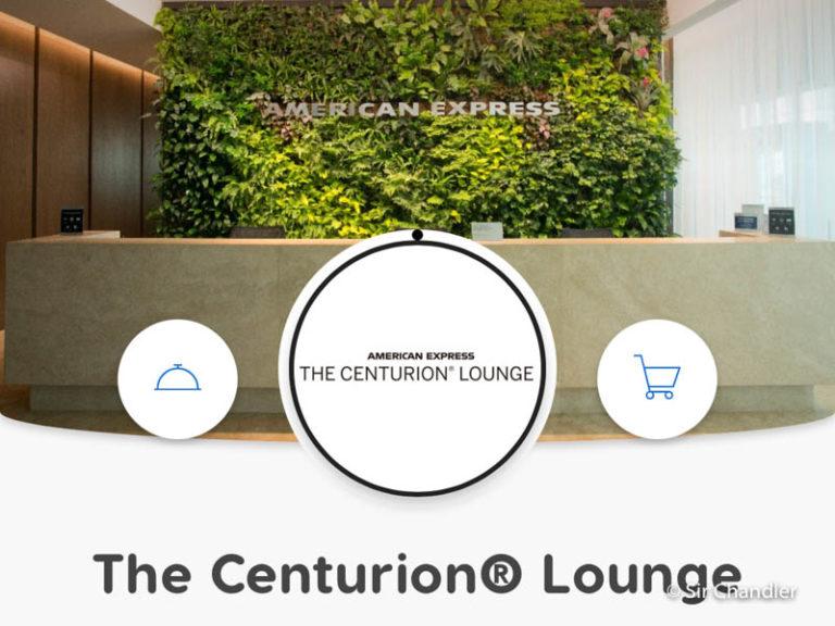 Volvió a funcionar el salón Centurion de American Express en Ezeiza
