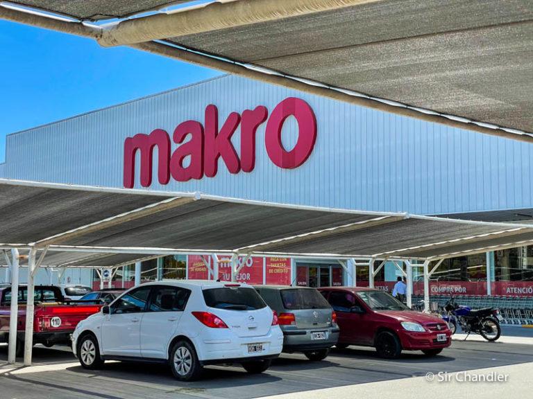 Una recorrida por un Makro (y el cambio de los mayoristas)
