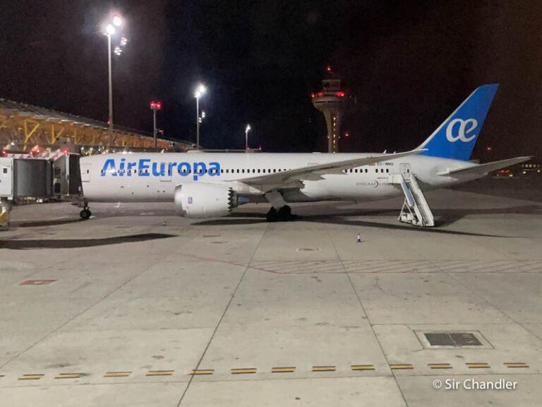 Air Europa aumentó la cantidad de vuelos en junio