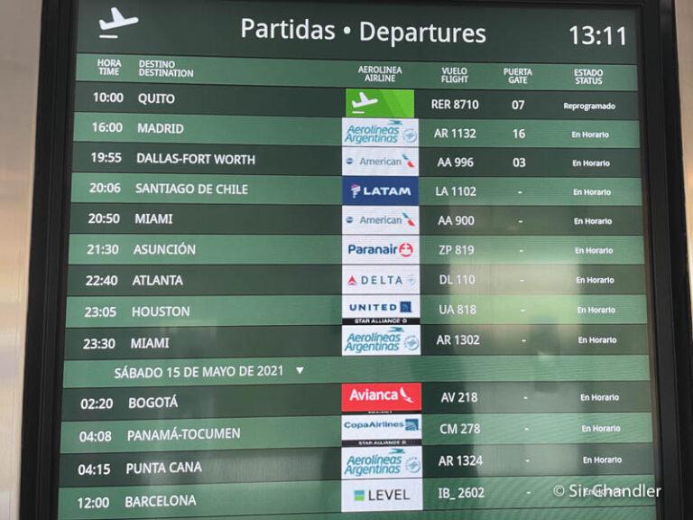 Resumen de los vuelos especiales aprobados para junio