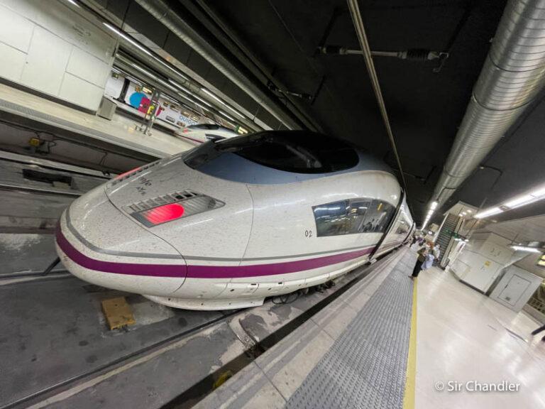 El viaje con el tren AVE entre Barcelona y Madrid (por 19 euros)