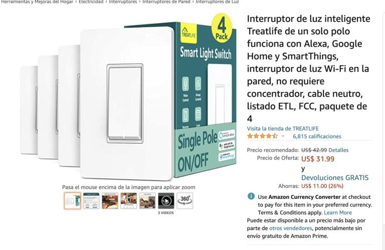 El Prime day de Amazon y varias ofertas en Smart Home