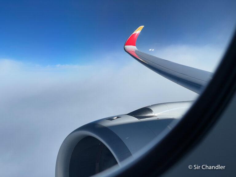 Iberia logró sumar vuelos extra solo de salida