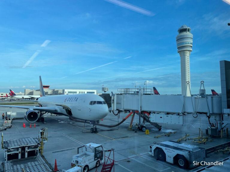 Delta con 6 vuelos para terminar octubre