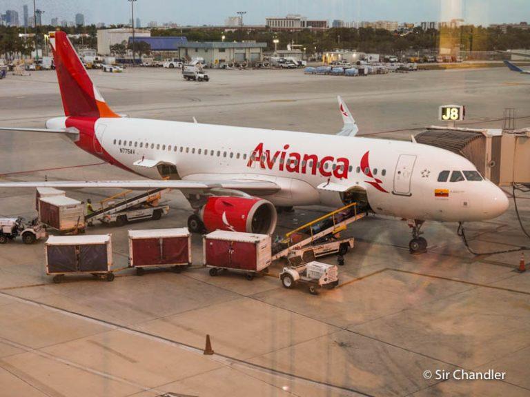Solo seis vuelos para Avianca en todo septiembre