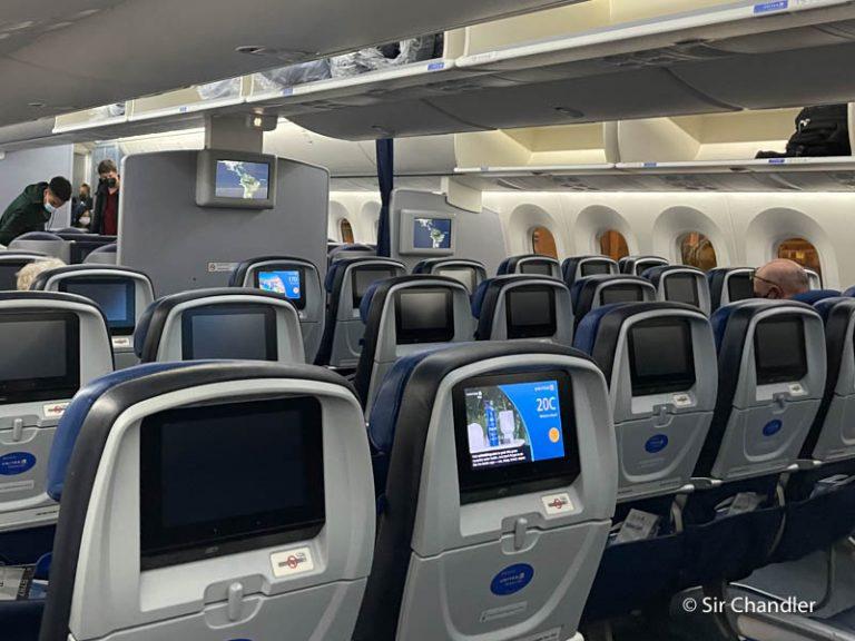 ¿Cuántos vuelos internacionales había antes en la Argentina?
