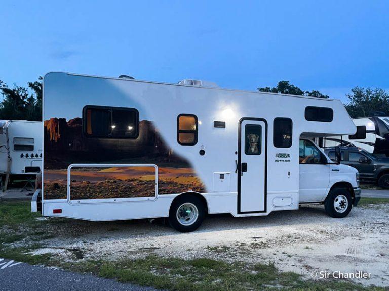El viaje que estamos haciendo por el estado de Florida en caravana